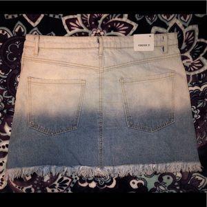 Forever 21 Skirts - Denim Skirt